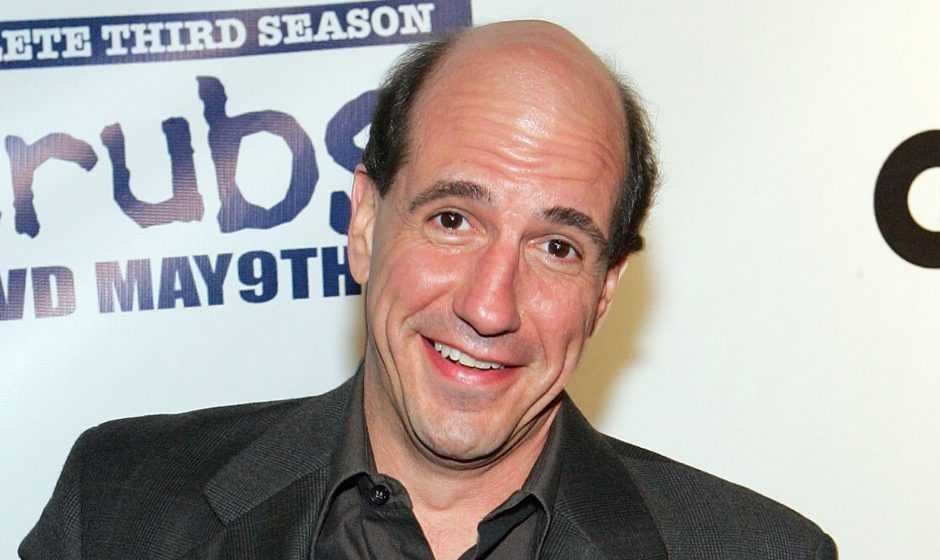 È morto Sam Lloyd, l'indimenticabile Ted di Scrubs