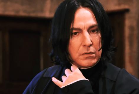 Harry Potter: J.K. Rowling svela l'ispirazione dietro il nome di Severus Piton
