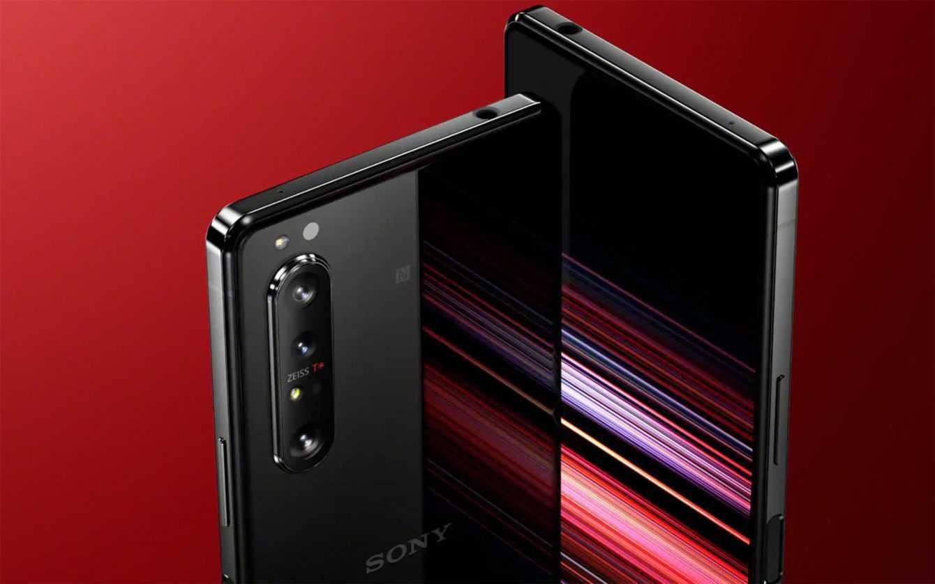 Sony Xperia 1 II: al via i preordini in Europa