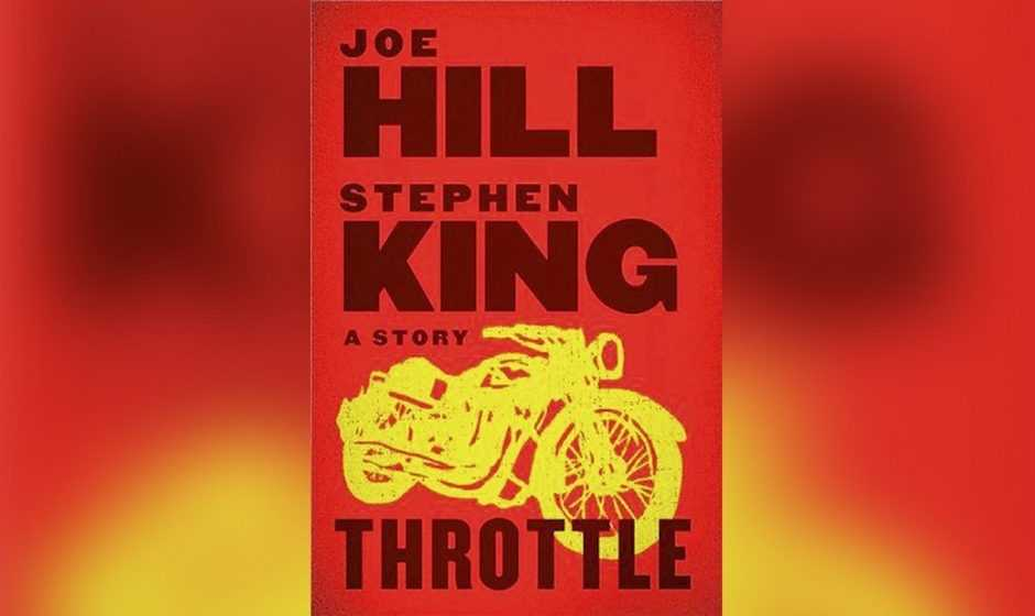 Throttle: il racconto di Stephen King diventa un film per HBO Max