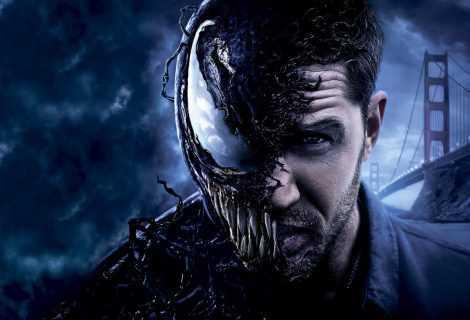 Venom 2, Tom Hardy suggerisce ancora l'arrivo di Spider-Man