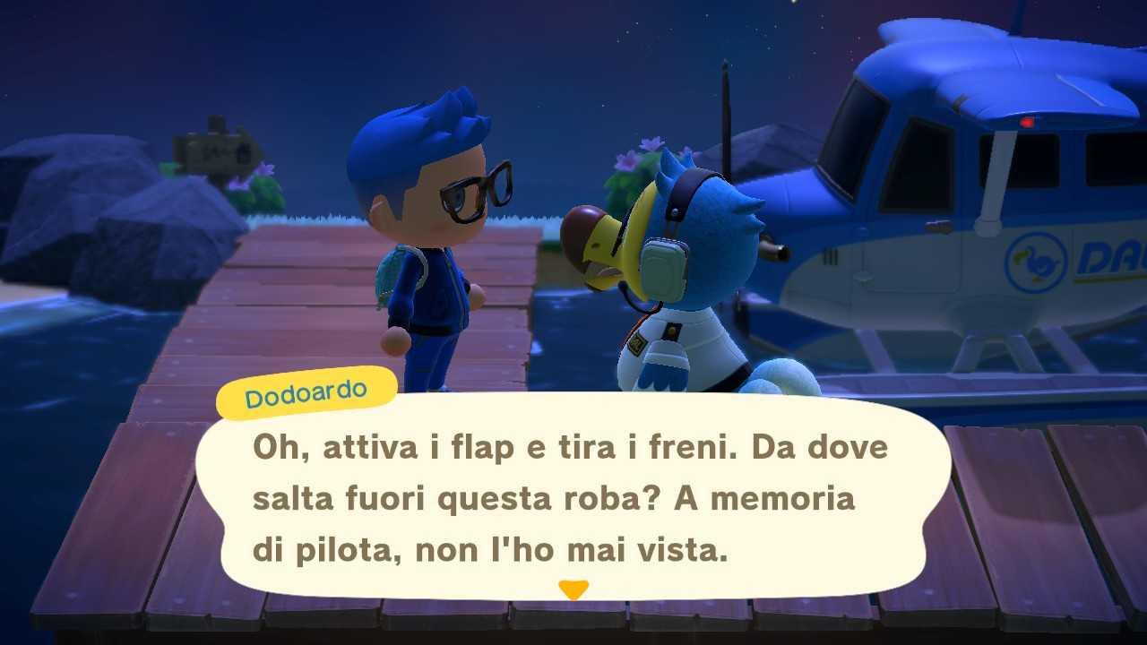 Animal Crossing: New Horizons, guida all'evento Primo Maggio
