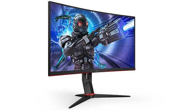 AOC: ecco i 5 nuovi monitor da gaming con refresh rate da 240 Hz