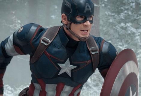 Avengers: Endgame, perché Captain America è sbarbato?