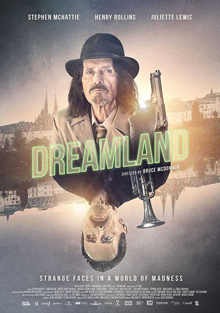 Dreamland: il nuovo trailer dell'horror surreale di Bruce McDonald
