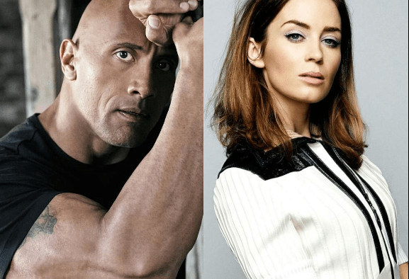 Ball and Chain: Emily Blunt e Dwayne Johnson protagonisti