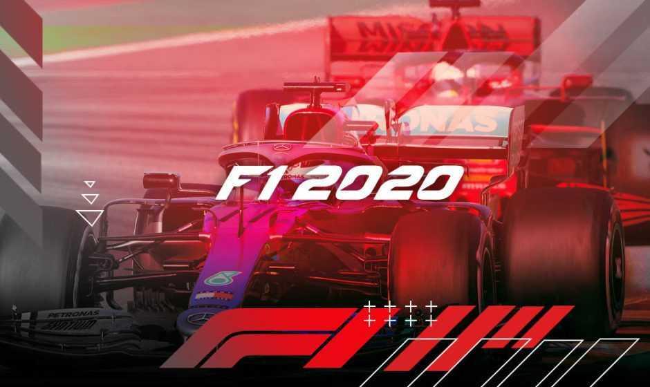 F1 2020: si scende in pista nel nuovo trailer di gameplay