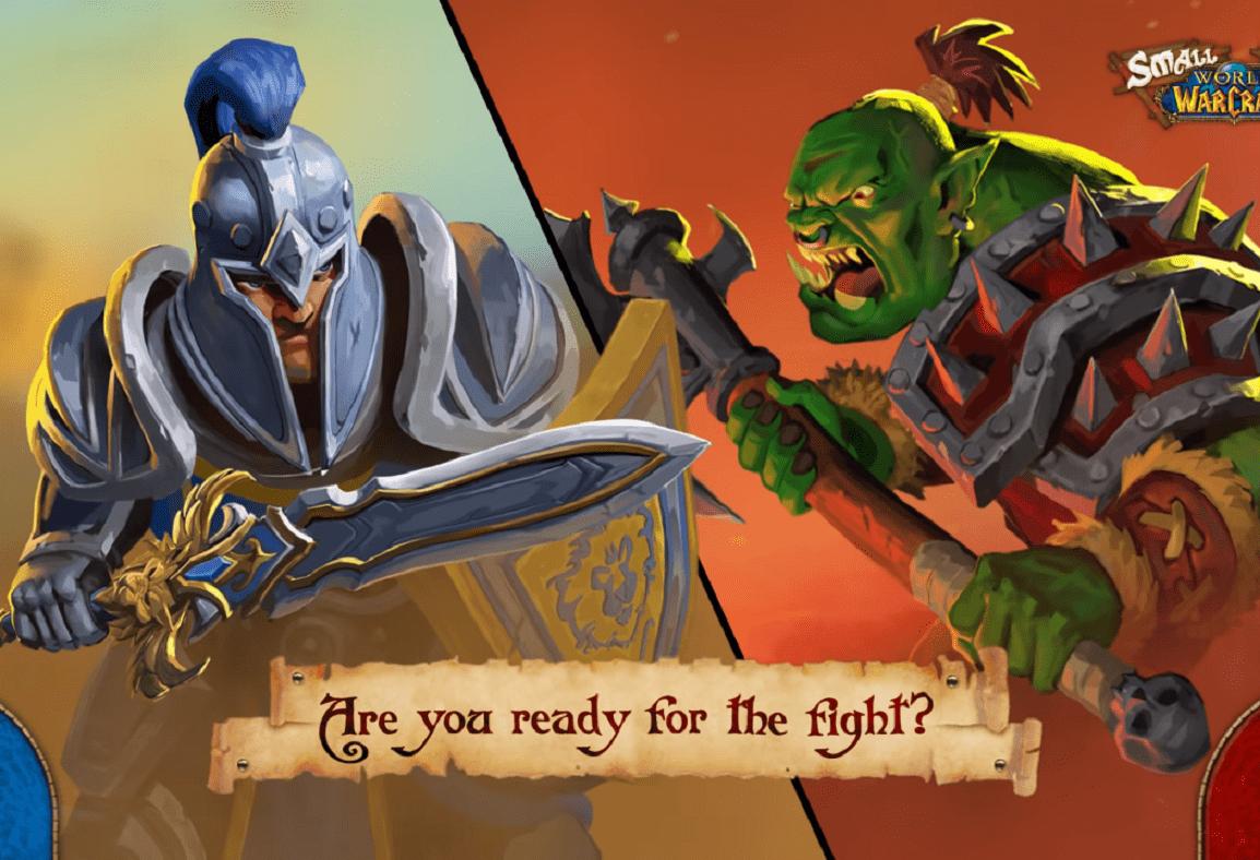 Small World of Warcraft: il re degli MMORPG torna su tavolo