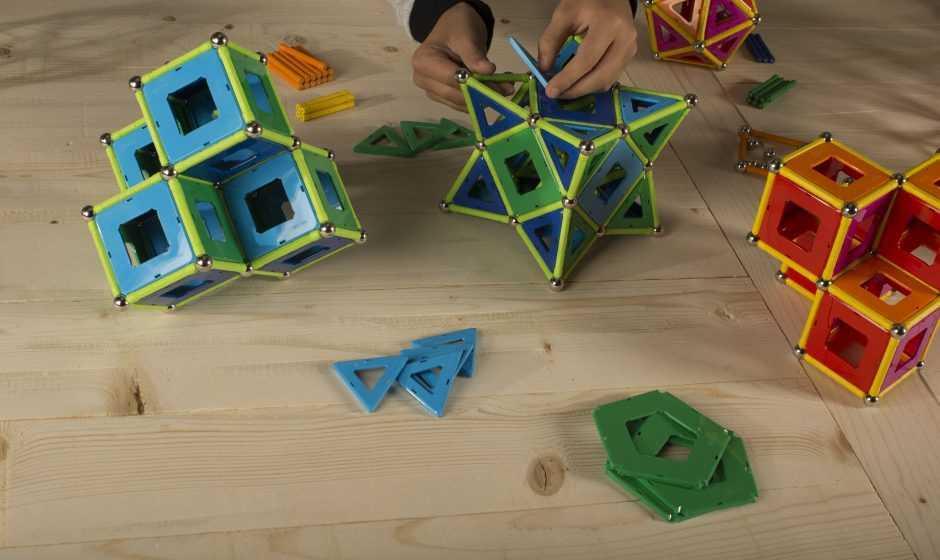 Geomag, quando la geometria diventa gioco