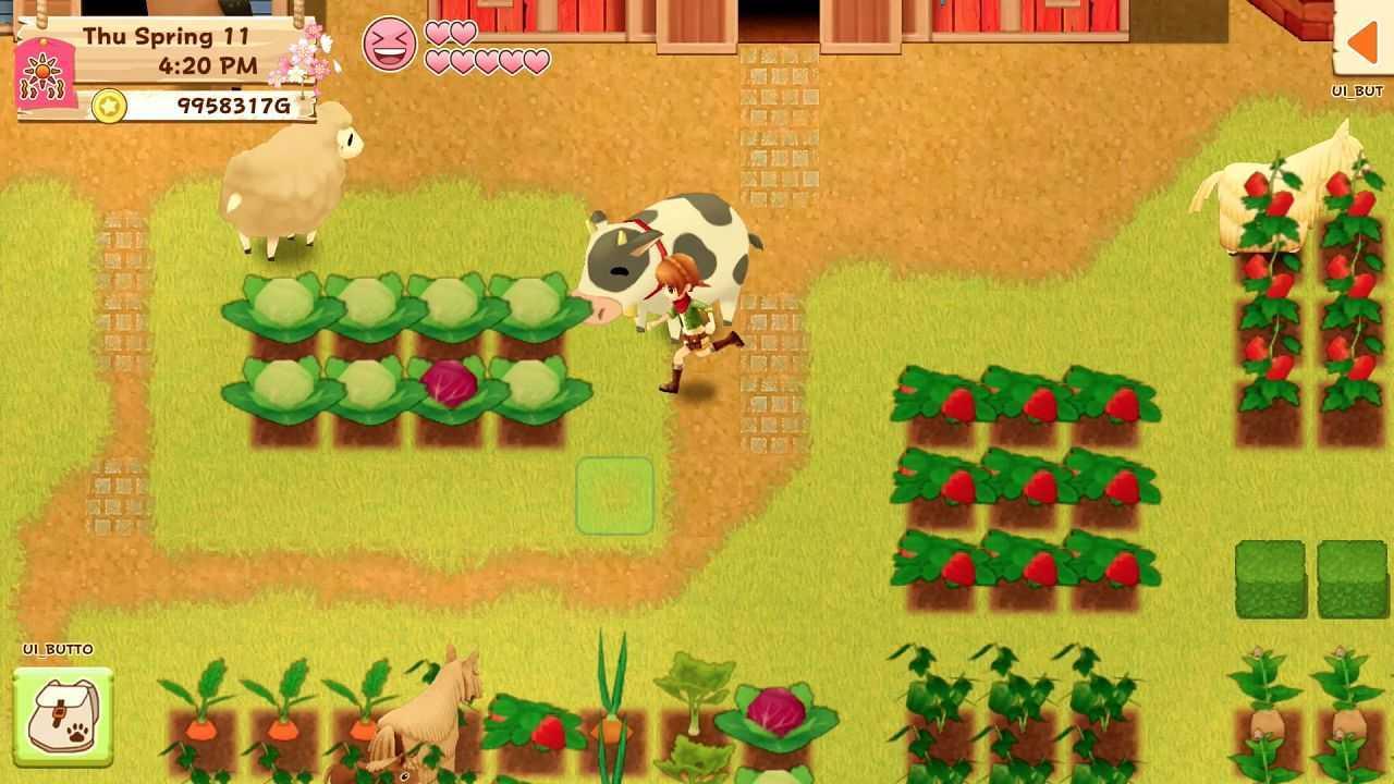 Harvest Moon: One World in arrivo su Nintendo Switch