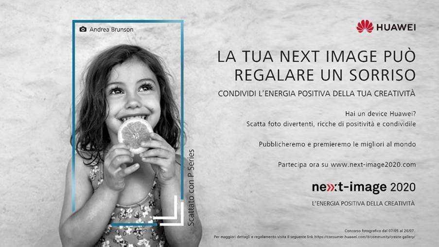 Huawei Next Image: arriva il nuovo contest fotografico