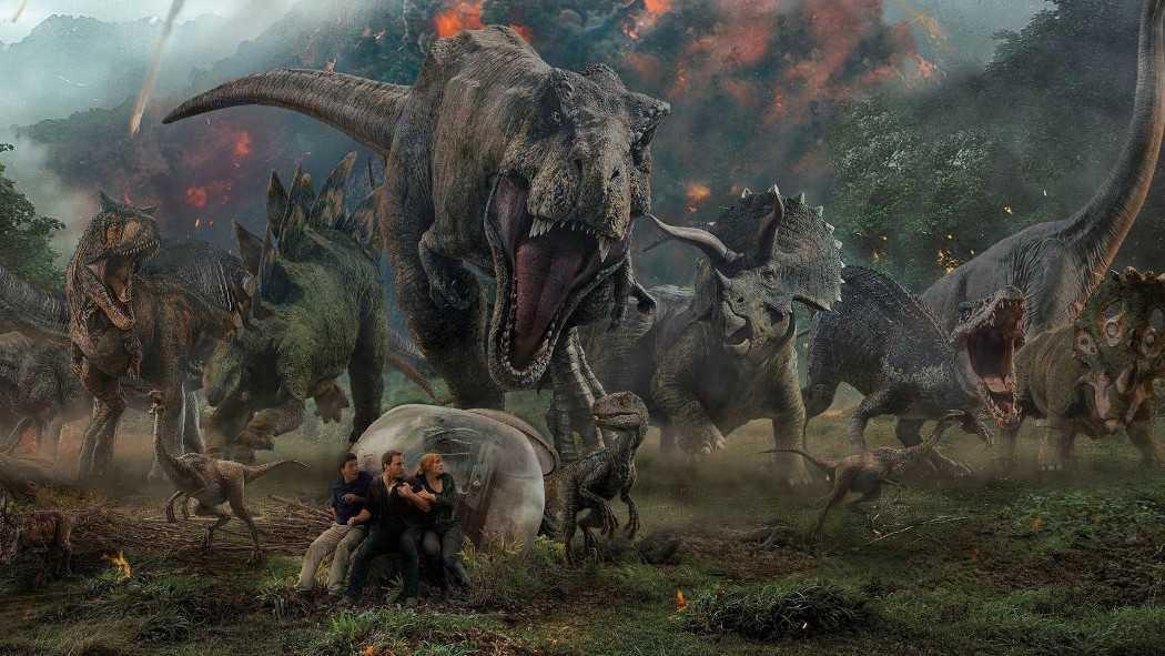 Jurassic World: ecco un dinosauro ibrido tagliato dal film