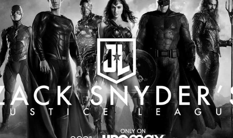 Justice League: confermata l'uscita della Snyder Cut!