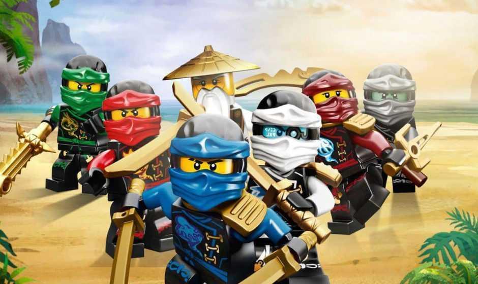 LEGO Ninjago: gratis per alcuni giorni su PS4, Xbox One e PC