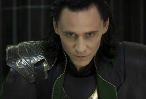 Thor: rivelato il primo concept art di Loki per Tom Hiddleston