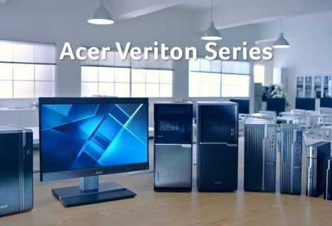 Acer Veriton K: ecco la nuova serie di potenti workstation