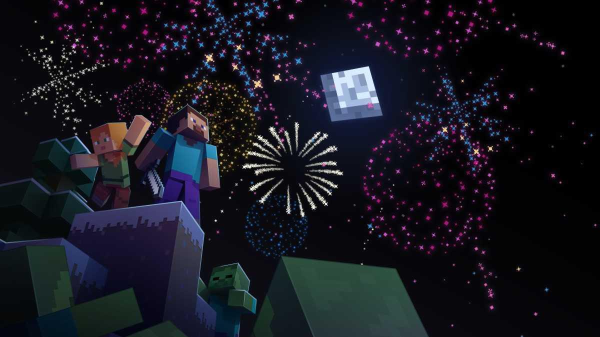 Minecraft raggiunge il suo undicesimo anniversario