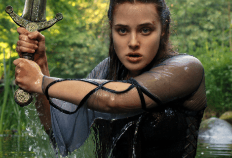 Cursed: Katherine Langford è Nimue nella serie Netflix