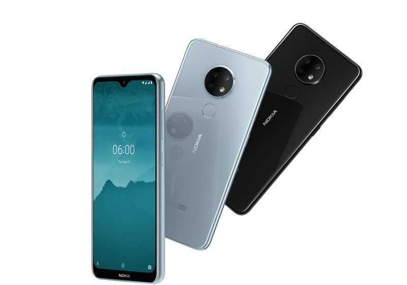 Nokia 6.2: disponibile l'aggiornamento ad Android 10