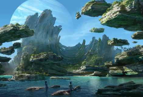 Avatar 2: le magnifiche foto subacquee di James Cameron