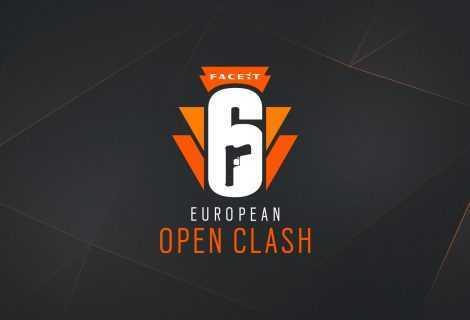 Rainbow Six European Open Clash: ecco il nuovo torneo online