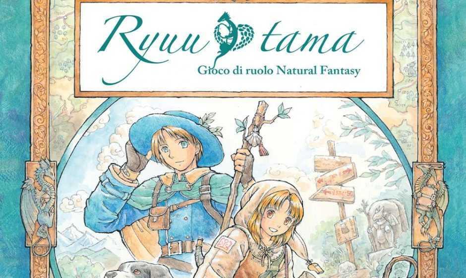 Recensione Ryuutama: avventura e collaborazione nel mondo dei Ryuujin
