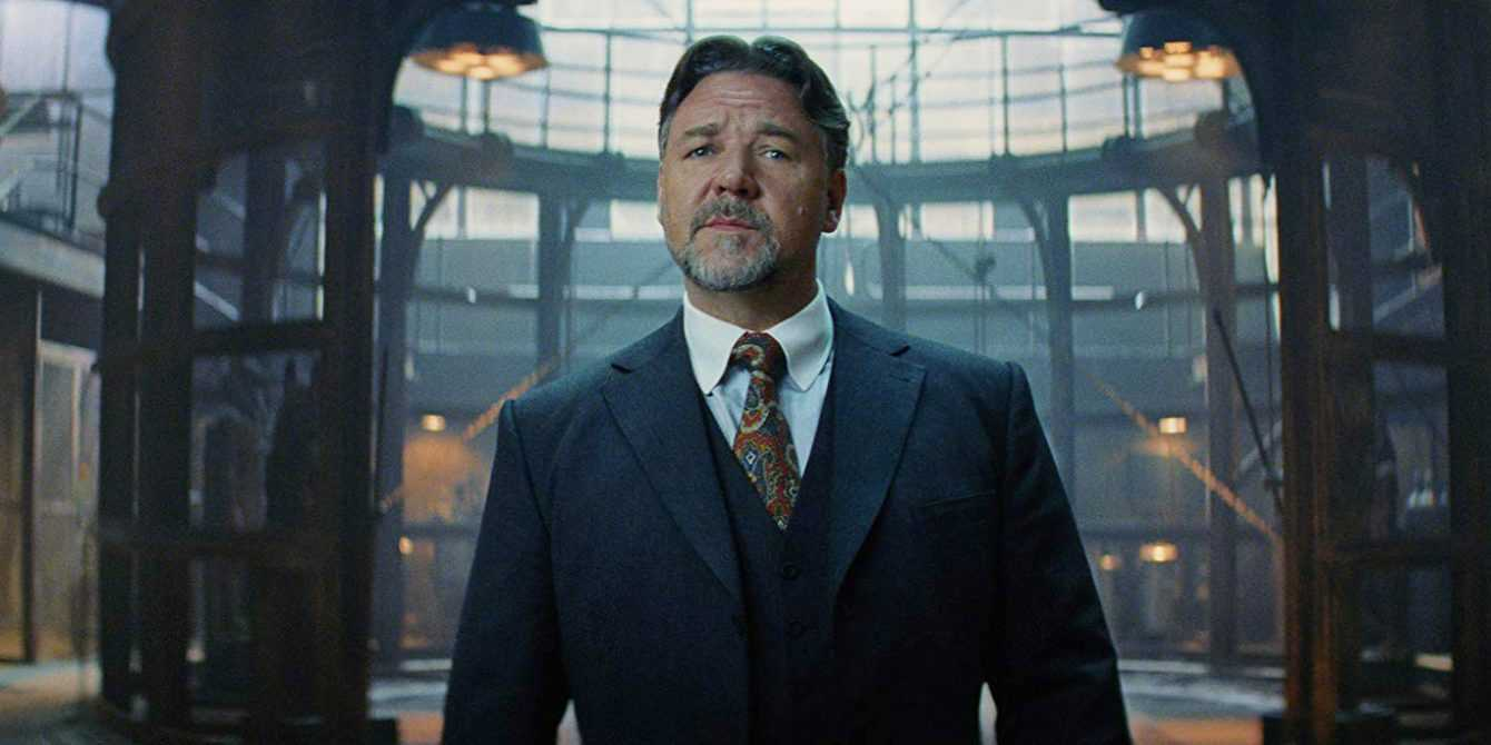 Thor: Love and Thunder, Russell Crowe sarà Zeus