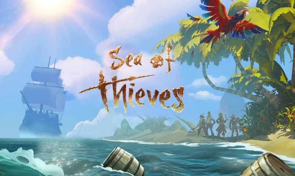 Sea of Thieves ora disponibile su Steam!