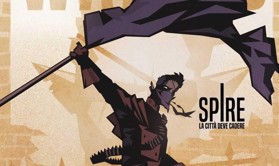 Isola Illyon annuncia l'edizione italiana di Spire, il GdR di Grant Howitt