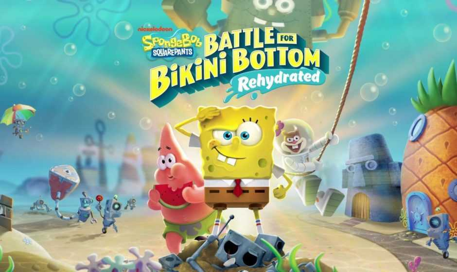SpongeBob SquarePants: Battle for Bikini Bottom – Rehydrated, ecco le collector's edition