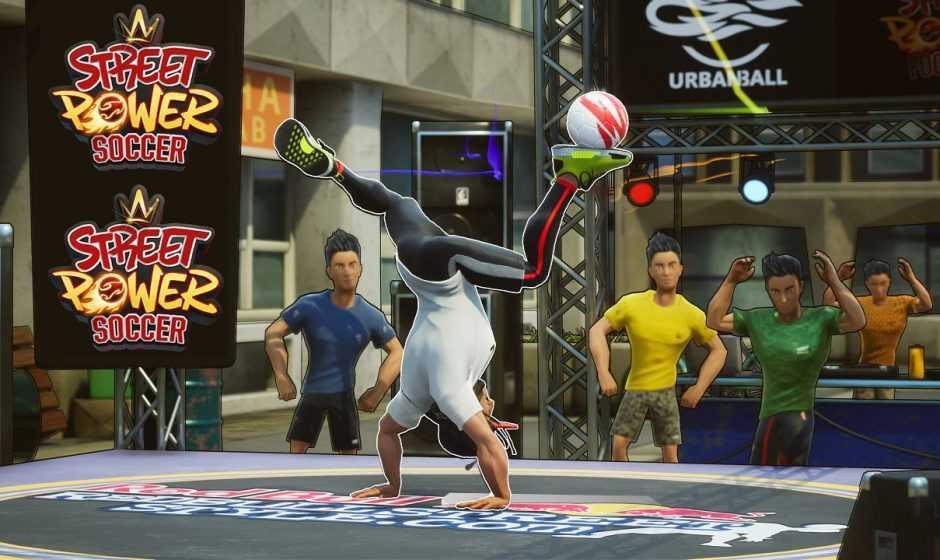 Street Power Football: pubblicato il trailer di lancio