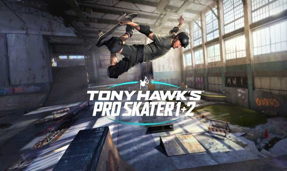 Tony Hawk's Pro Skater: in arrivo ad agosto la demo dei remake