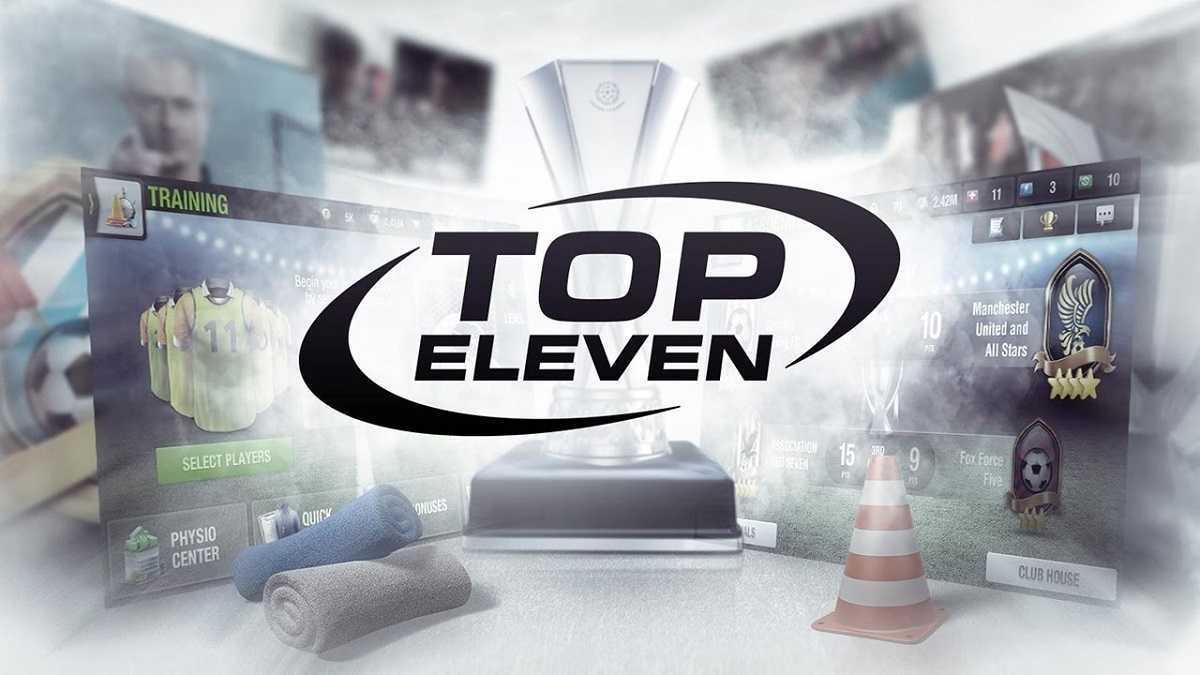 Top Eleven 2021: tante novità con l'ultimo aggiornamento