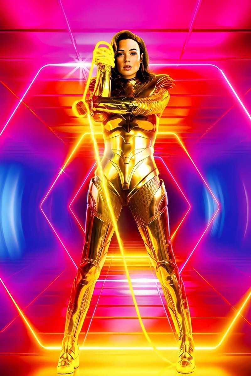 Wonder Woman 1984: ecco il nuovo poster