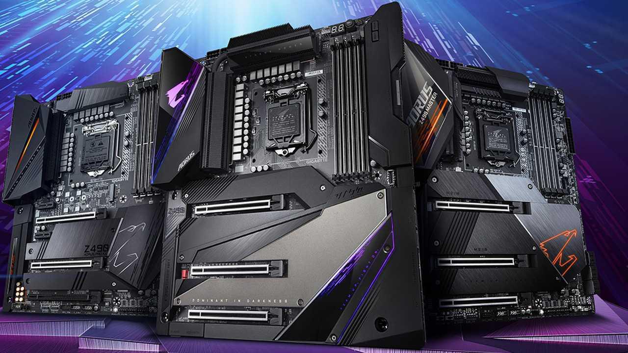 Gigabyte presenta le schede madri serie Z490