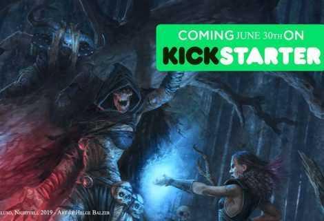 Nightfell: annunciata la data del Kickstarter