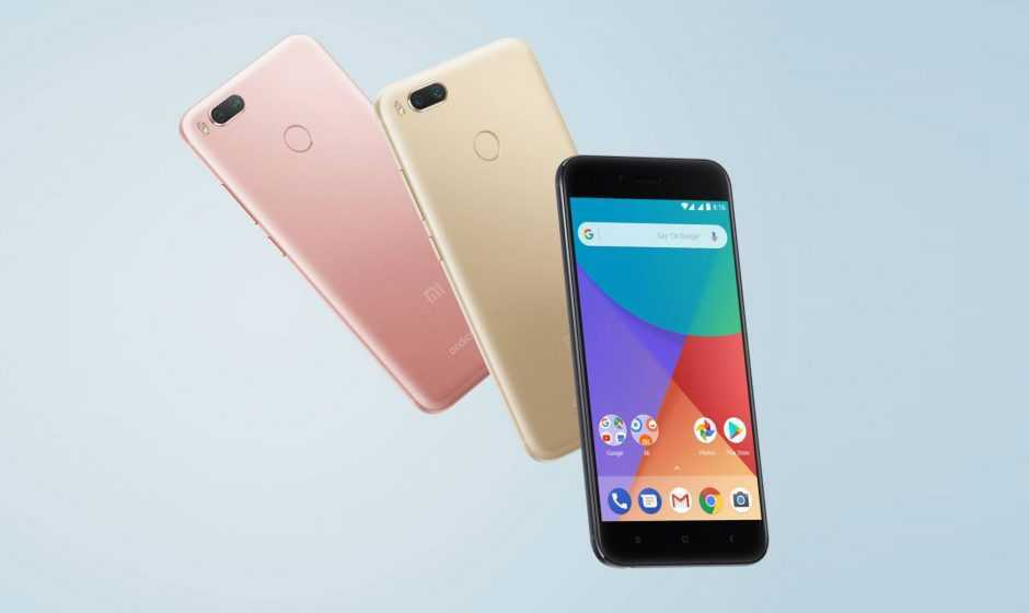 Xiaomi presenta Mi A1, doppia fotocamera e prezzo abbordabile