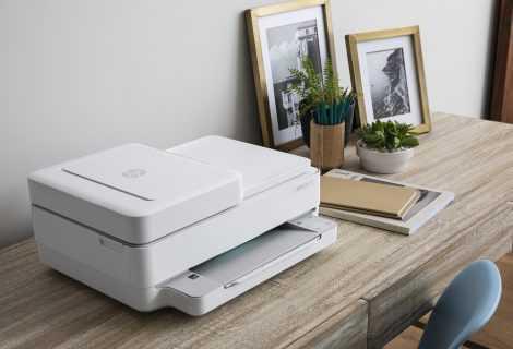 HP: ecco le nuove stampanti pensate per le famiglie che lavorano e studiano da casa