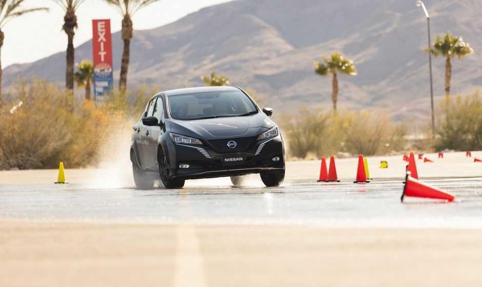 Tecnologia Nissan e-4ORCE: più comfort e sicurezza per tutti