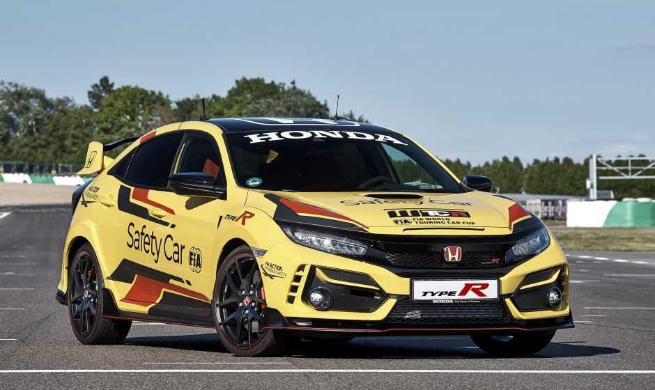 Honda Civic Type R sarà l'auto ufficiale del WTCR 2020