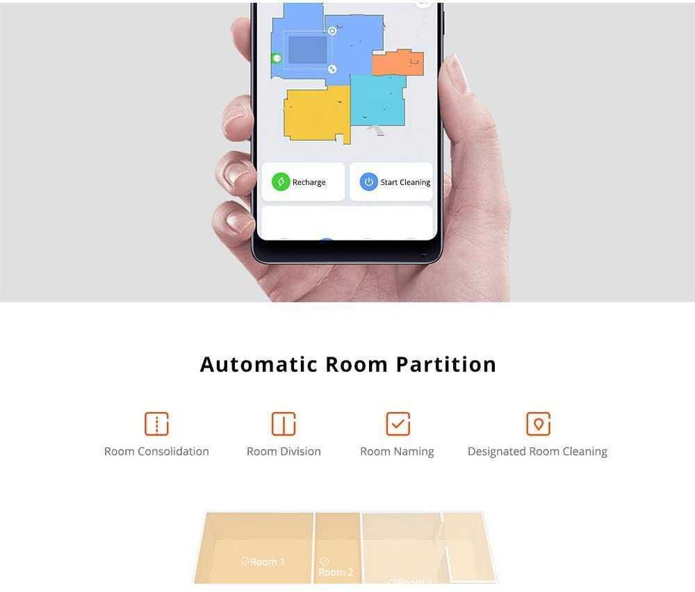 Xiaomi Pro Robot: aspirapolvere smart in offerta su Cafago
