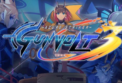 Azure Striker Gunvolt 3: in arrivo su Nintendo Switch