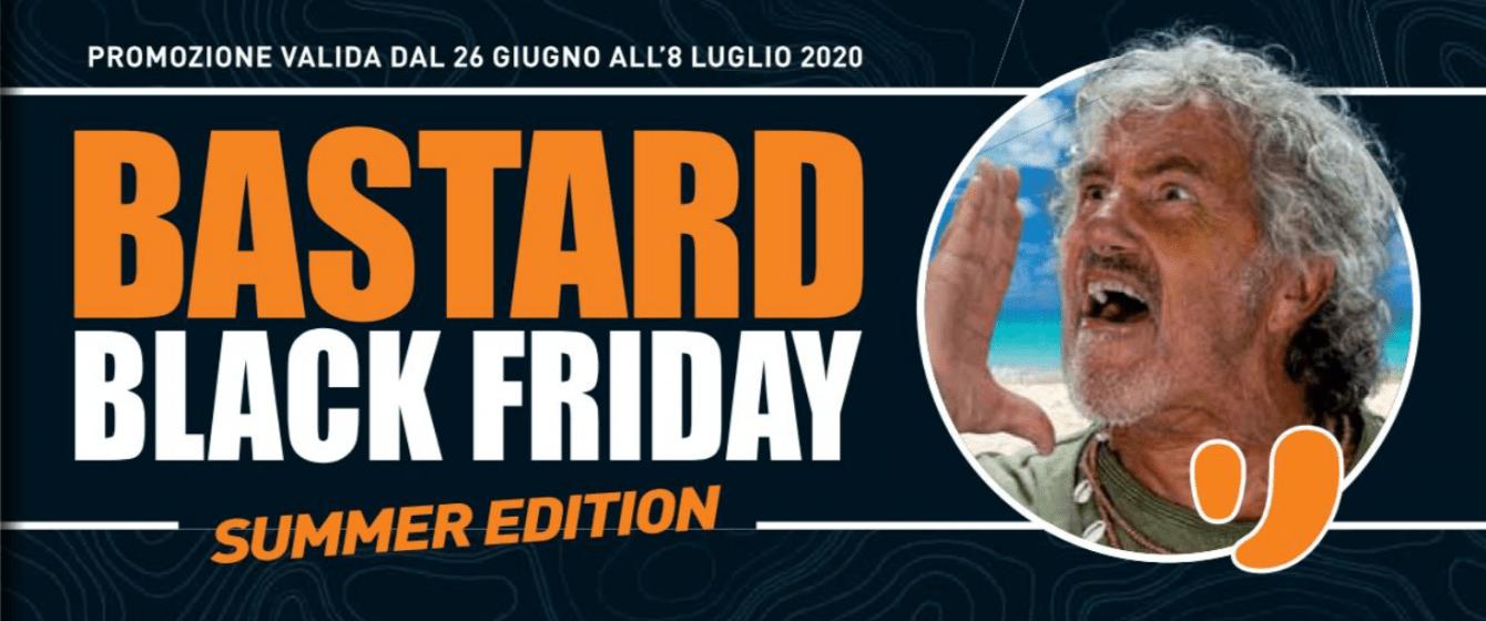 Volantino Unieuro: offerte e sconti del Bastard Black Friday