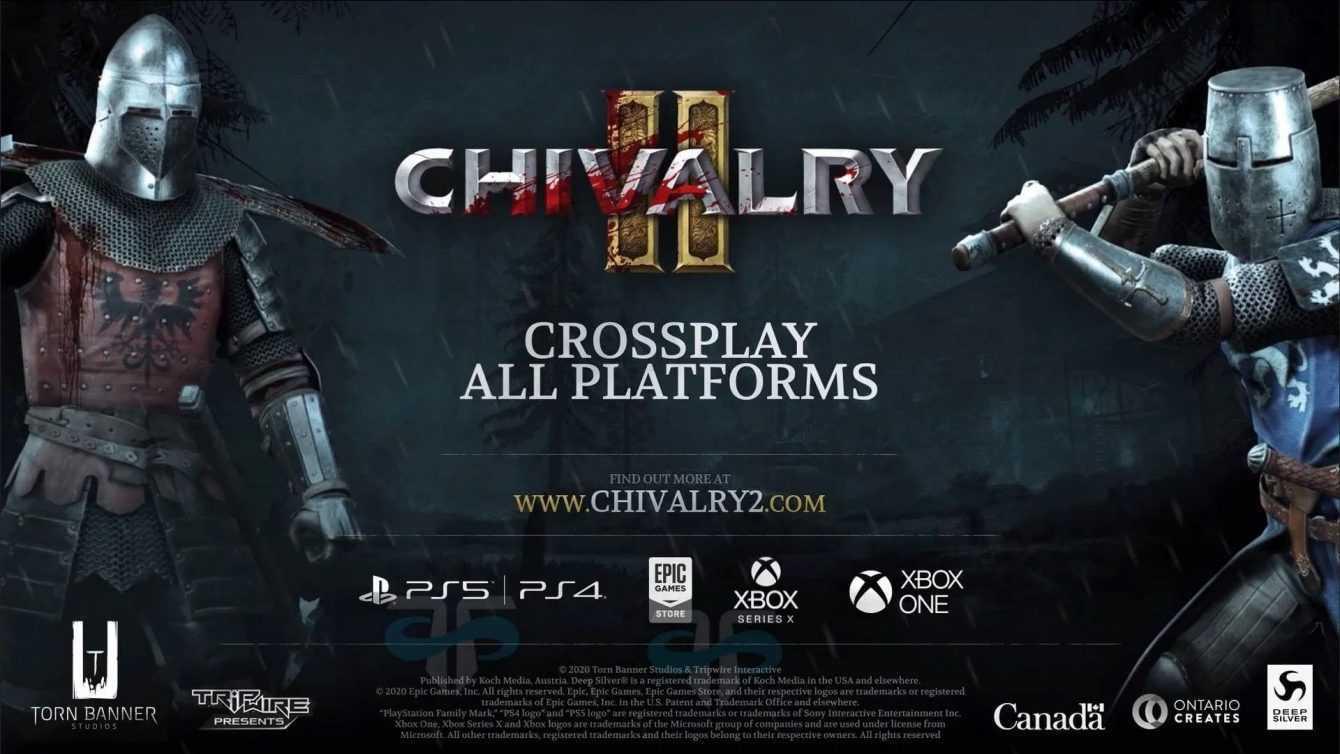 Chivalry 2: è in arrivo su PS5 e Xbox Series X?