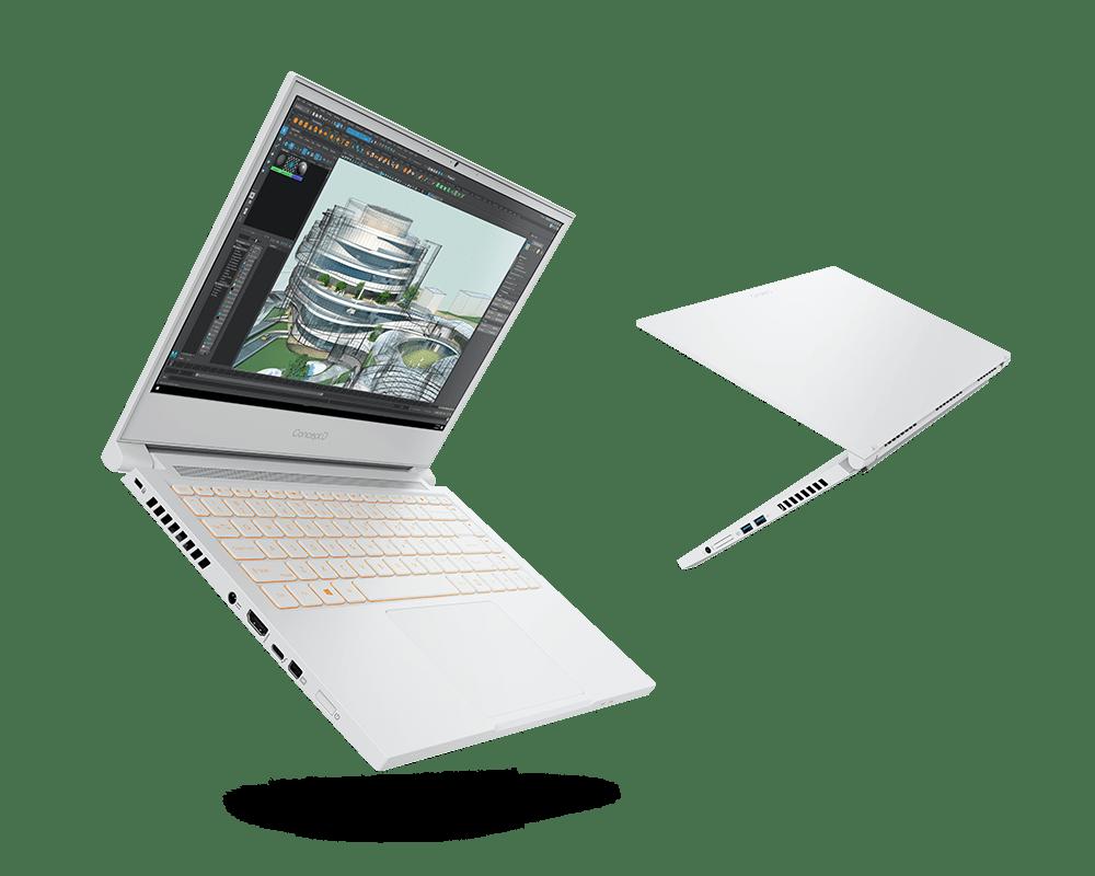 Acer ConceptD: nuovi notebook, monitor e desktop per creativi