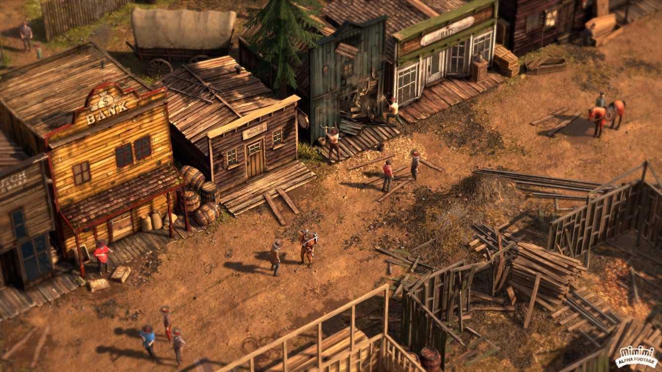 Recensione Desperados III PC: gli assassini del West