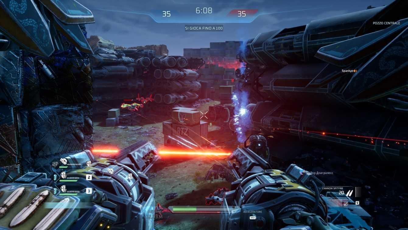 Recensione Disintegration: analizziamo il multiplayer