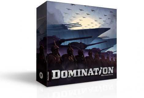 Domination in Italia grazie a Pendragon Game Studio