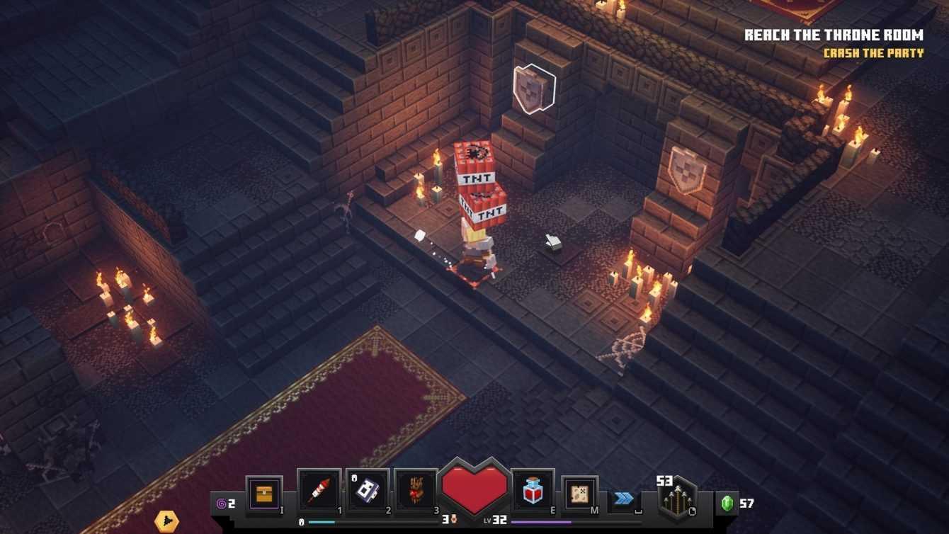 Minecraft Dungeons: la nostra guida per sbloccare tutti i livelli segreti!