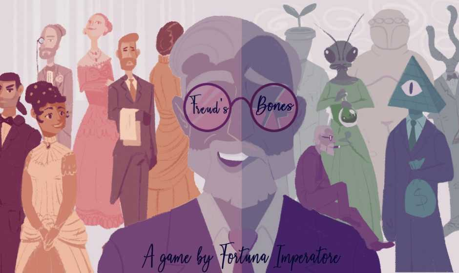 Anteprima Freud's Bone: nella mente del padre della psicoanalisi